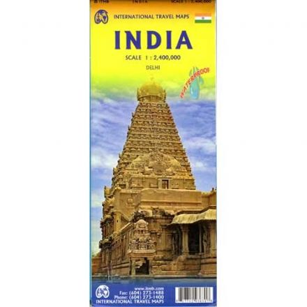 India Travel Map